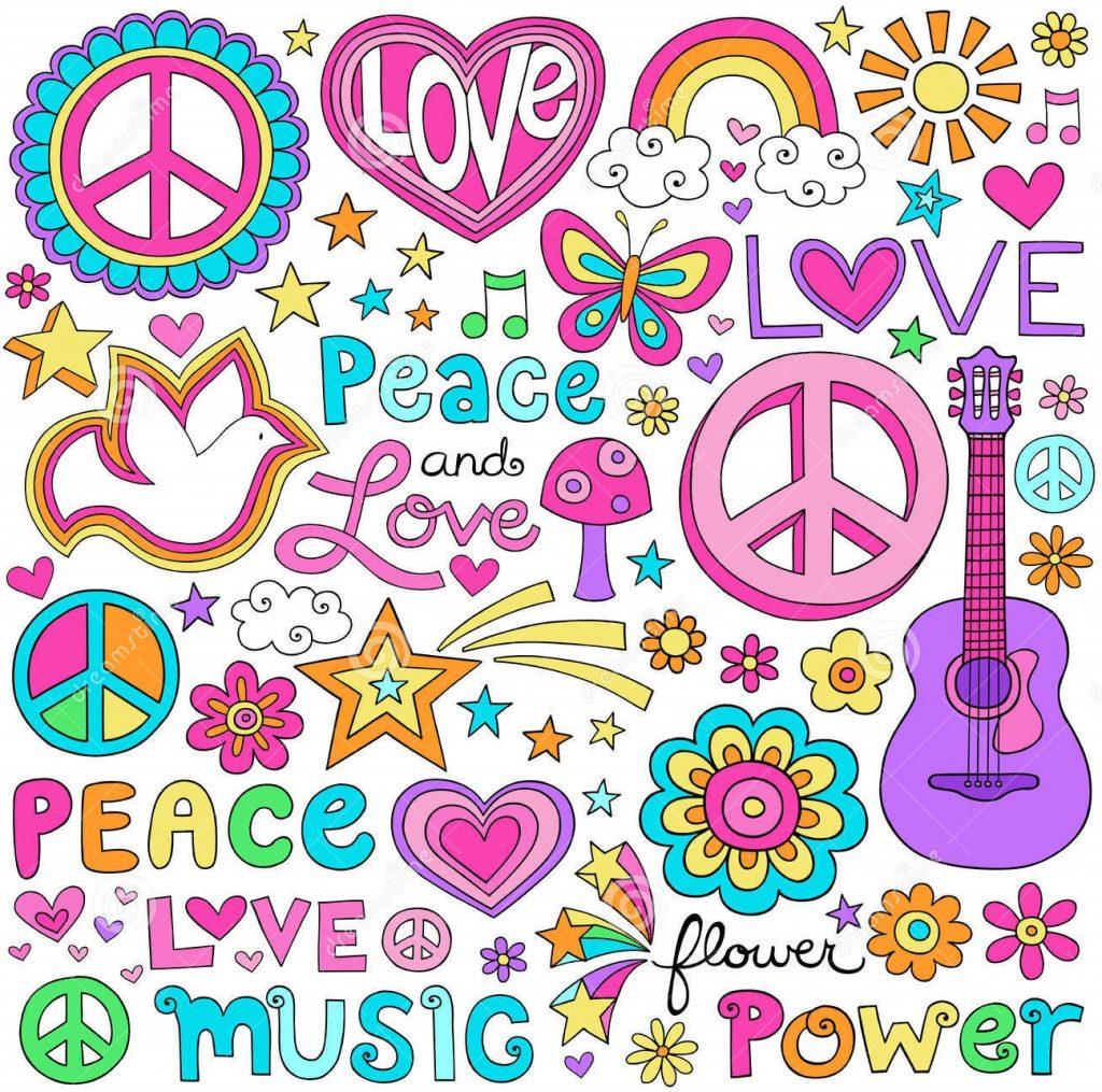 pace-di-flower-power-e-scarabocchi-meravigliosi-di-amore-28515977